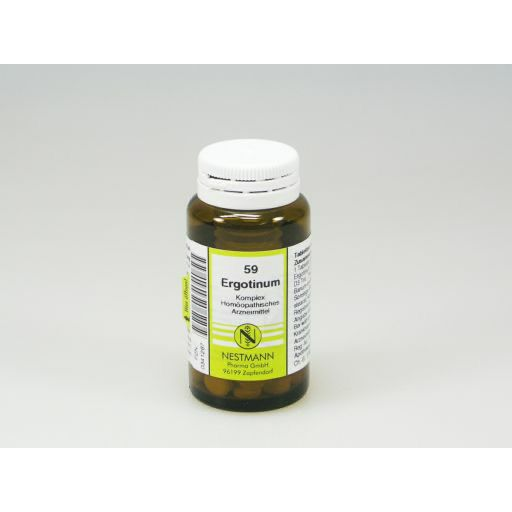 ERGOTINUM KOMPLEX Tabletten Nr.59