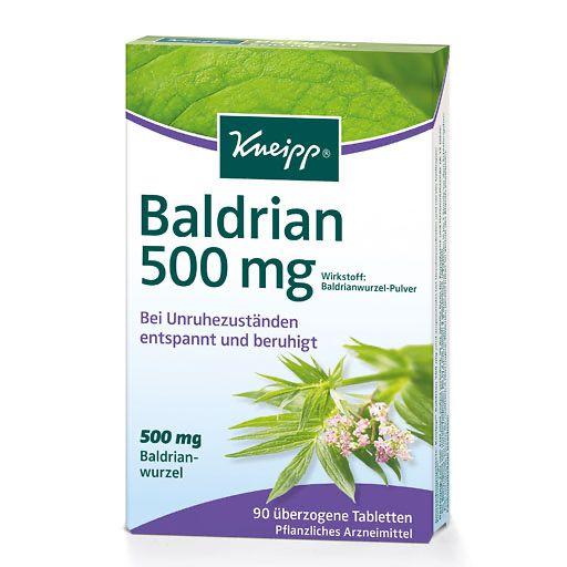 Pille Und Baldrian