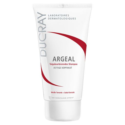 ducray argeal shampoo gegen fettiges haar 150 ml haarpflege sch nheit pflege paul pille. Black Bedroom Furniture Sets. Home Design Ideas
