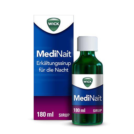 Wick Medinait Pille