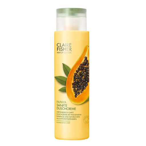 CLAIRE FISHER Nat.Classic Papaya Duschcreme
