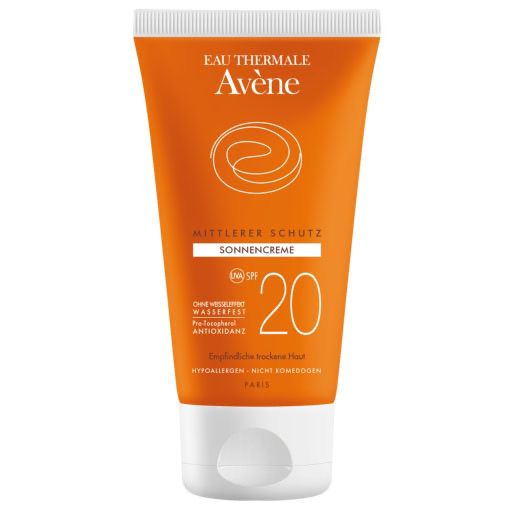 AVENE SunSitive Sonnencreme SPF 20