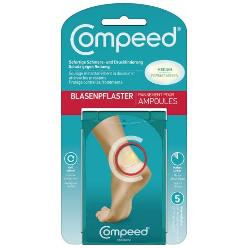 COMPEED Blasenpflaster medium