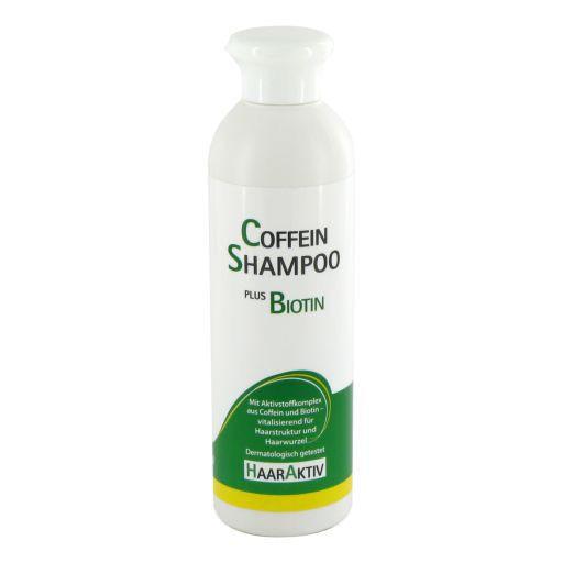 coffein shampoo biotin 250 ml haarausfall haut haare. Black Bedroom Furniture Sets. Home Design Ideas