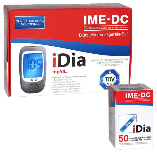 Ime Dc Idia Set Mg/Dl