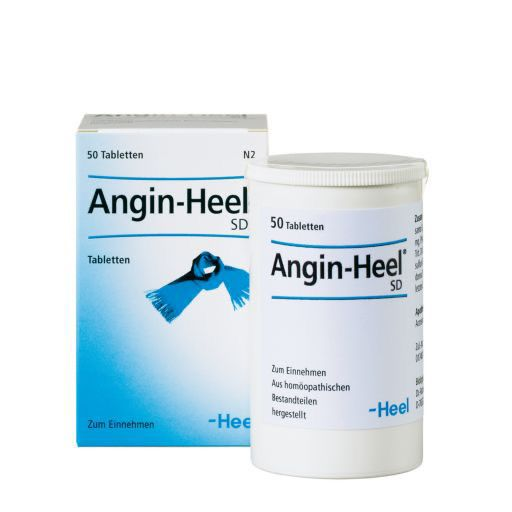 ANGIN HEEL SD Tabletten