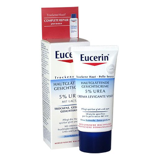 EUCERIN TH 5% Urea Gesichtscreme