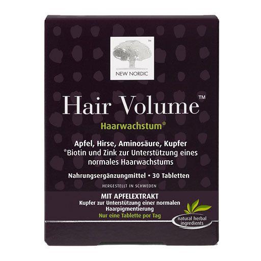 HAIR VOLUME Tabletten 30 St - Paul Pille