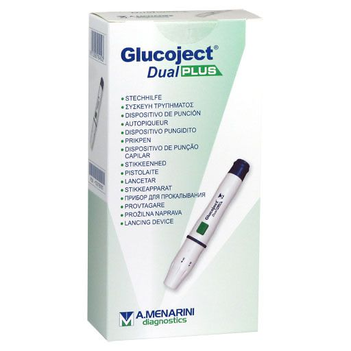 GLUCOJECT Dual PLUS Stechhilfe