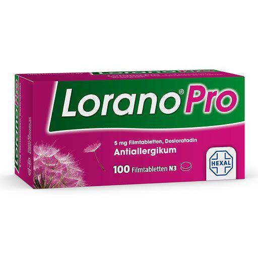 Lorano und pille