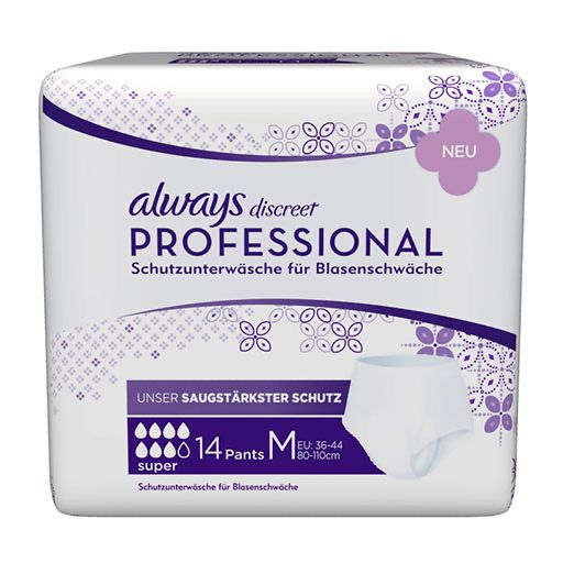 ALWAYS discreet professional Pants super medium