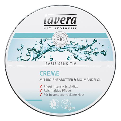 LAVERA basis sensitiv Creme dt