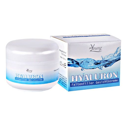 HYALURON PROYOUNG Faltenfill Creme