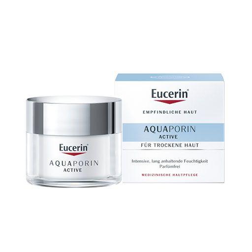 eucerin aquaporin active creme trockene haut 50 ml. Black Bedroom Furniture Sets. Home Design Ideas