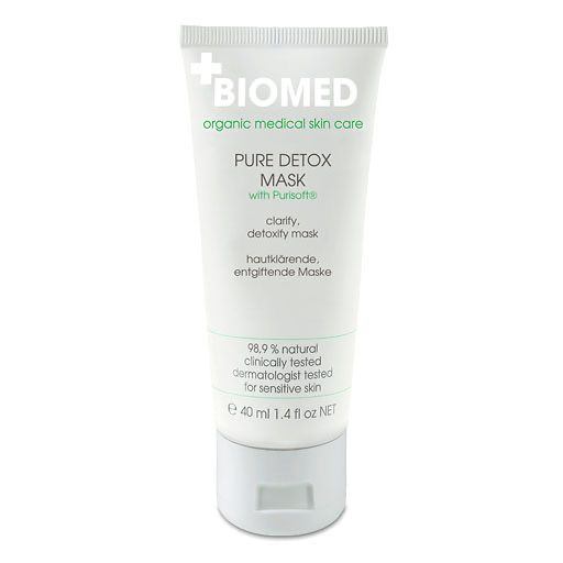BIOMED Pure Entgiftung Maske