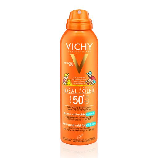 VICHY IDEAL Soleil Anti-Sand Kind LSF 50+