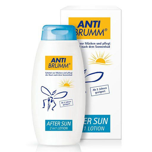 ANTI BRUMM Sun 2in1 After Sun Lotion