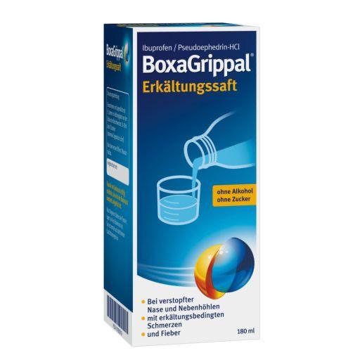 Boxagrippal und pille
