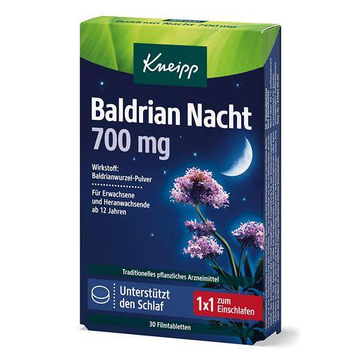Baldrian Und Pille
