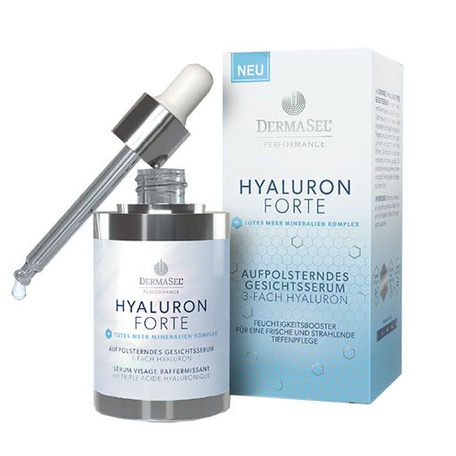 DERMASEL Performance TM+Hyaluron Gesichtsserum