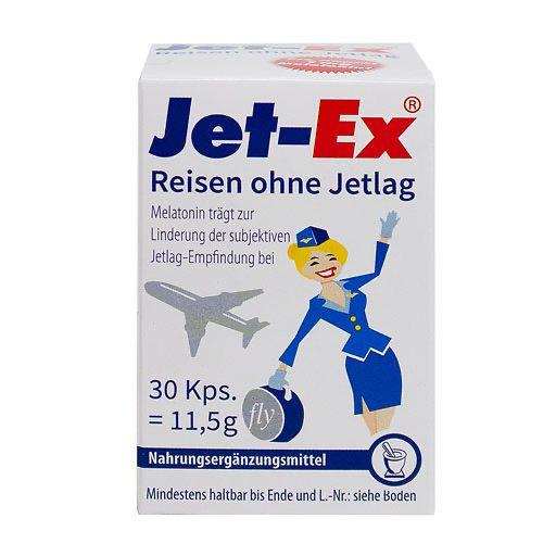 Homöopathie Jetlag
