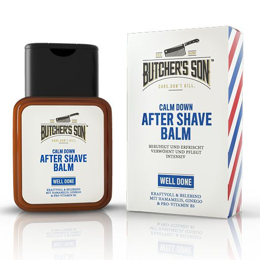 BUTCHER'S Son Calm down After Shave Balm well done